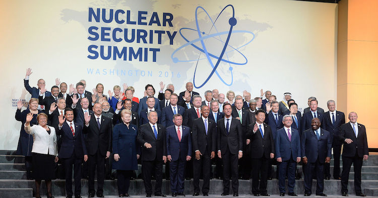 Official photography of the 2016 Nuclear Security Summit.