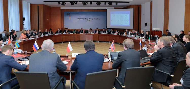 Photo: A meeting of the IPNDV in session. Credit: IPNDV