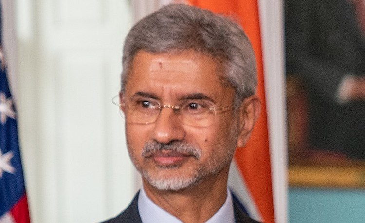 Photo: Dr S. Jaishankar. Source: Wikimedia Commons.