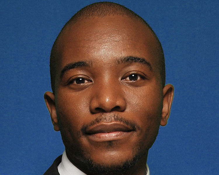 Photo: Mmusi Maimane. Credit: CC BY-SA 2.0