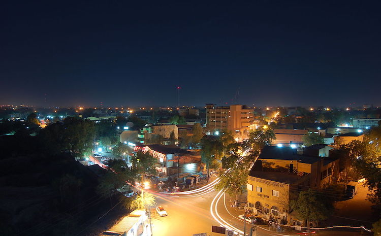 Photo: Niamey, Niger's capital and economic hub. CC BY-SA 2.0