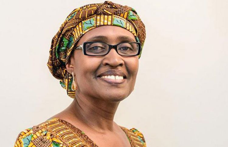Photo: UN AIDS Executive Director Winnie Byanyima. Credit. UNAIDS