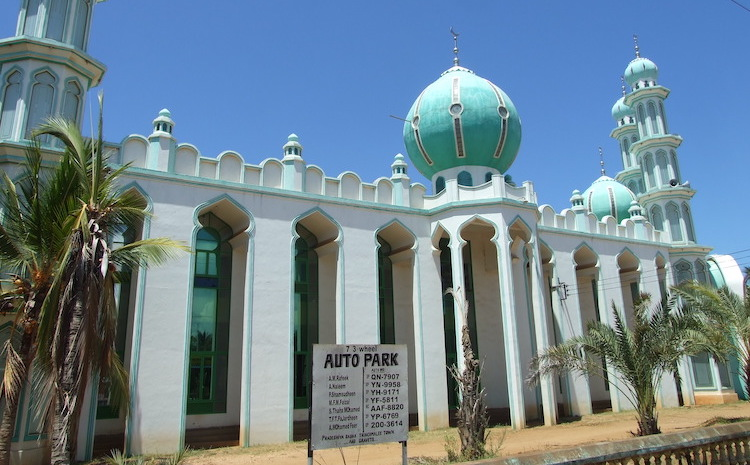 Photo: A new mosques in Eastern Sri Lanka. Credit: Kalinga Seneviratne, INPS | IDN