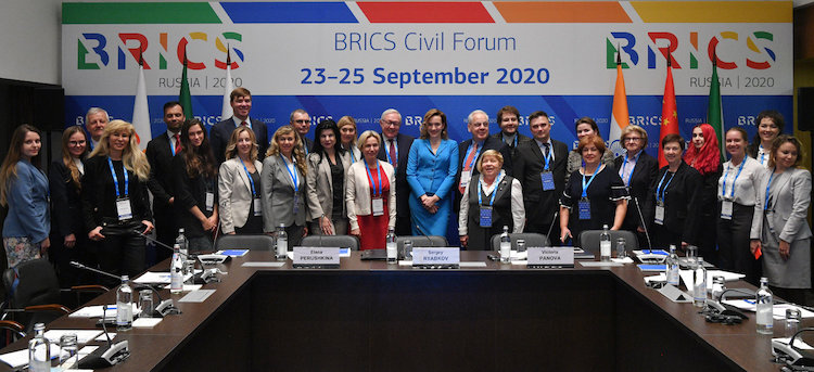 Photo: BRICS Civil Forum 2020 Credit: civilbrics.ru