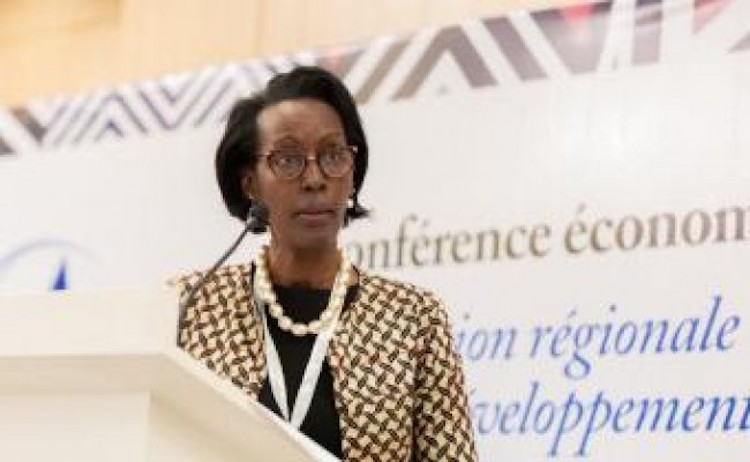 Photo: Deputy Executive Secretary Giovanie Biha of the Economic Commission for Africa (ECA). Credit: Encomium Magazine.