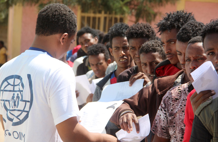 Continuous Influx of Eritrean Refugees Challenges Ethiopia