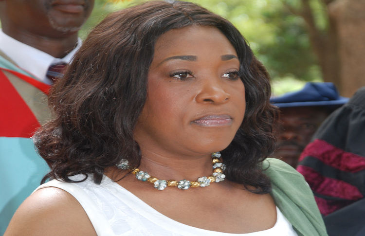 Photo: Foreign Affairs Minister Shirley Ayorkor Botchwey. Credit: Graphic Online.