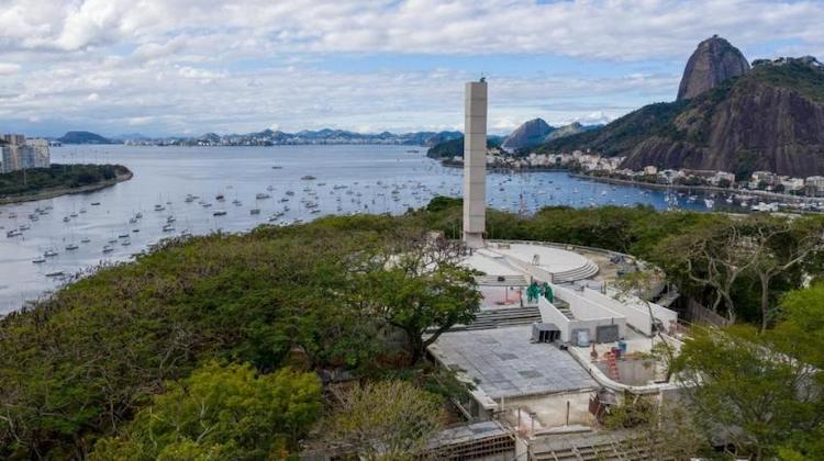 Photo: Memorial to the Victims of the Holocaust, Rio de Janeiro credit: UN Academic Impact