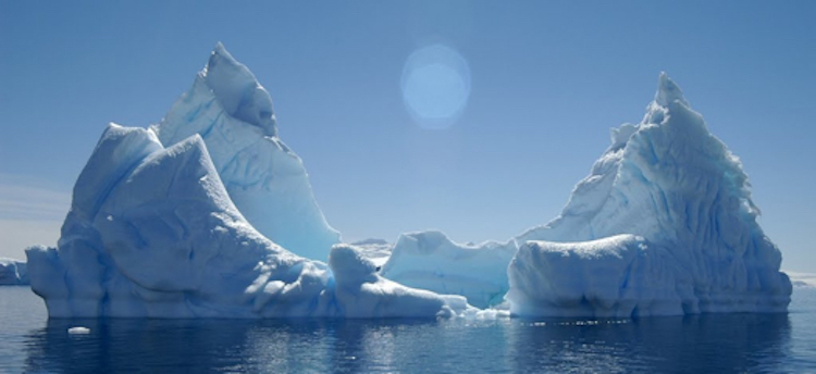 Photo: Antarctica Iceberg. Credit: IAATO.