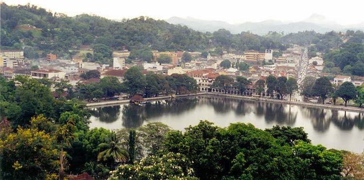 Photo: Sri Lanka's central province Kandy (as seen in 2005). Parts of the province have been affected by the latest spate of violence. Credit: Wikimedia Commons.