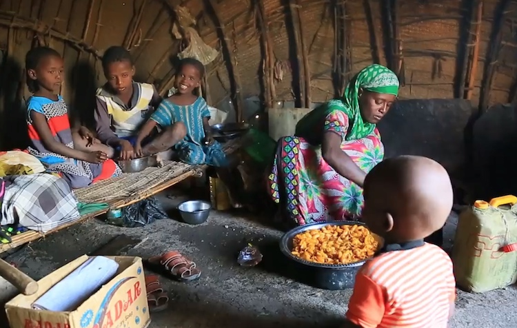 Photo: Now Medina earns enough to feed her five children. Credit: Kizito Makoye | IDN-INPS
