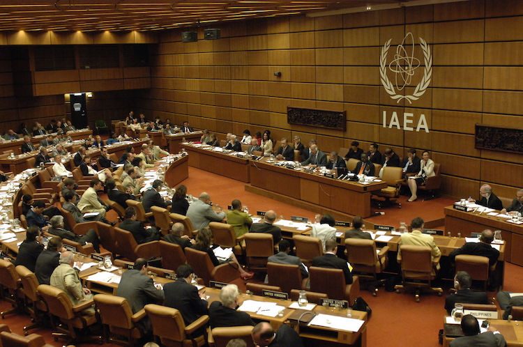Photo: Every five years since it entered into force in 1970, the states parties to the Nuclear Non-Proliferation Treaty (NPT) have held a conference to review its operation and to come to agreement on detailed language assessing the treaty's various provisions. Credit: Dean Calma CC: BY-SA
